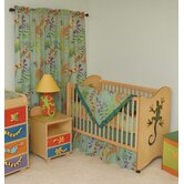 Little Lizards Crib Two Piece Bedroom Set