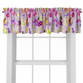 Magic Garden Window Valance