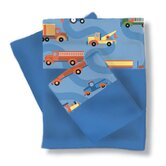 Boys Like Trucks Sheet Set