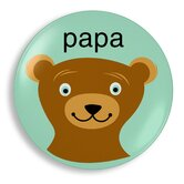 Papa Bear Plate