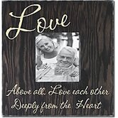 Love Above All...  Memory Box