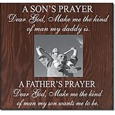 A Son's Prayer... Memory Box