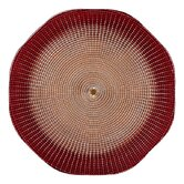 "Eternity 13"" Glass Charger Plate"