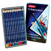 Watercolor 12 Piece Pencil Set
