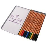 Academy 12 Piece Watercolor Pencil Set