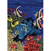 Painting by Numbers Junior Small Underwater Life Set