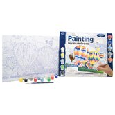 Painting by Numbers Ballooning Adult Set