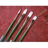 Long Handle Angular Bright Brush
