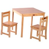 Boss Table and Chair Set