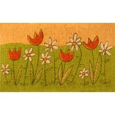 Summer Blooms Doormat