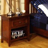 American Spirit 1 Drawer Nightstand