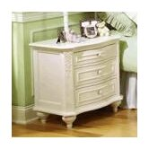 Enchantment 3 Drawer Nightstand