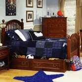 American Spirit Slat Bedroom Collection