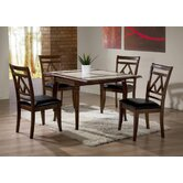 Metro 5 Piece Dining Set
