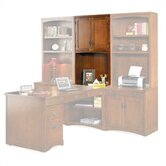"Mission Pasadena 48"" H x 30"" W Desk Hutch"