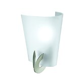 "Solune 8.7"" One Light Right Wall Sconce"