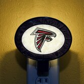 NFL Art-Glass Nightlight