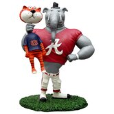 NCAA Lester Single Choke Rivalry Figurine