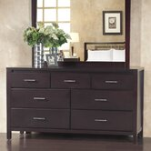 Nevis 7 Drawer Dresser