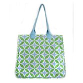 Foursquare Tote Diaper Bag