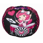 American Greetings Strawberry Shortcake Rocks Bean Bag Chair