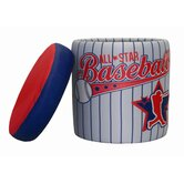 Baseball All Star Kid's Stool