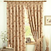 "Versailles 3"" Header Tape Curtains"