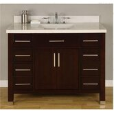 Monaco 42&quot; Bathroom Vanity Set