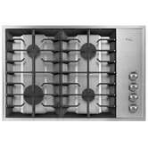 30&quot; Recessed Grate Design Gas Cooktop