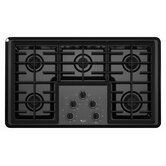 36&quot; 12,500 BTU Power Burner Gas Cooktop