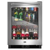 Dual Temperature Zone Beverage Center