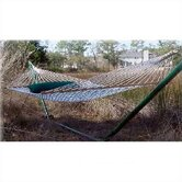 Hand-woven Hammock with Stand