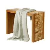 Angora Mohair Throw