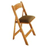 Maple Folding Chair