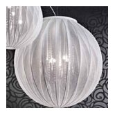 Tessuti Sphere 6 Light Large Globe Pendant