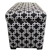 Angela Upholstered Storage Bench
