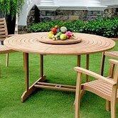 HiTeak Furniture Patio Tables