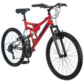 "Boy's 24"" Chromium Mountain Bike"
