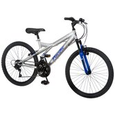 "Boy's 24"" Exploit Front Suspension Mountain Bike"