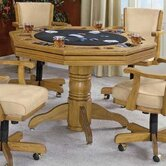 Classic Oak Game Table