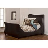 Justin Sleigh Bed