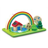 Little Green World Activity Toy