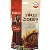Soup Bones Beef Dog Treats (8-Pack)