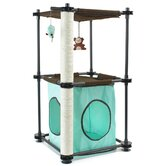 31&quot; Fortress Steel Cat Tree