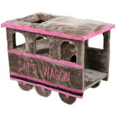 Zolux 570cm Wagon Cat Tree