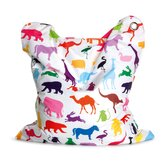 Fashion Mini Bull Happy Zoo Bean Bag Lounger