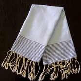 Fouta Thin Stripe Guest Towel
