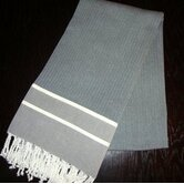 Fouta Herringbone Stripe Towel
