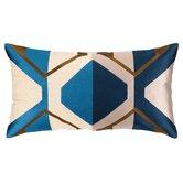 Decorative Pillows, Throws + Poufs