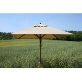 7'x10' Levante Rectangular Market Umbrella